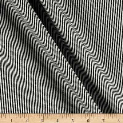 8 Oz Narrow Railroad Stripe Indigo Denim In 2020 Black Fabric Denim Fabric Fabric