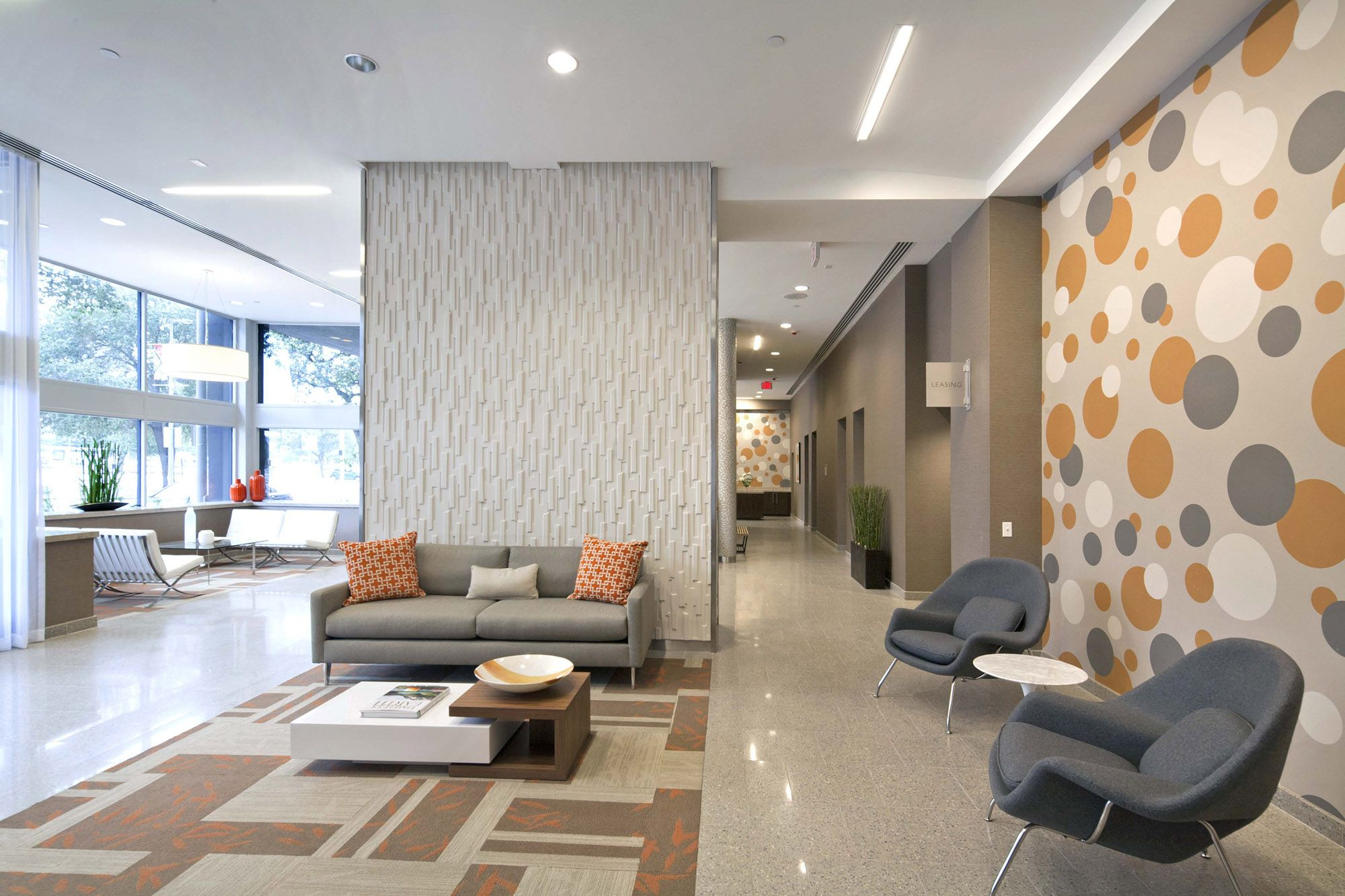 AweInspiring 3D Lobby Design to Give a WOW Factor by AAA