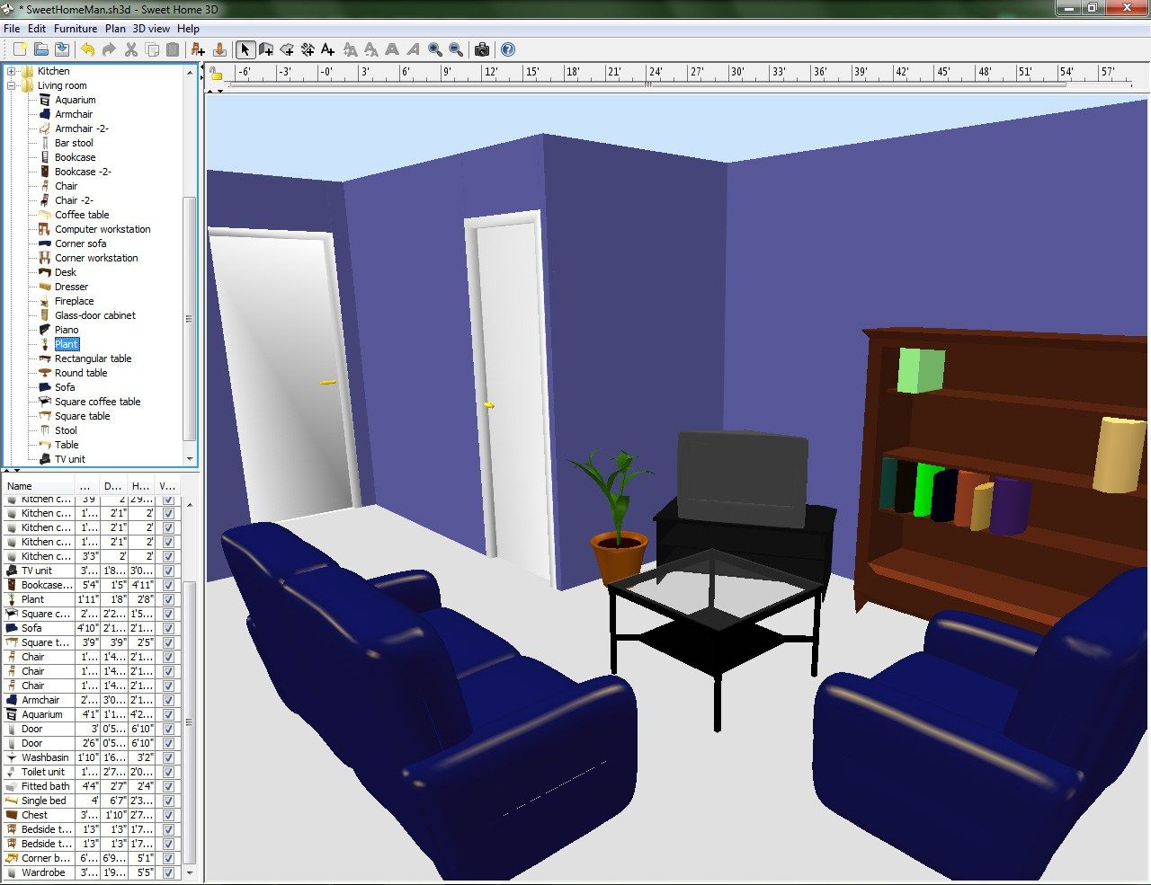 Sweet Home Interior Design Program Toptenreviews House Interior Design Software