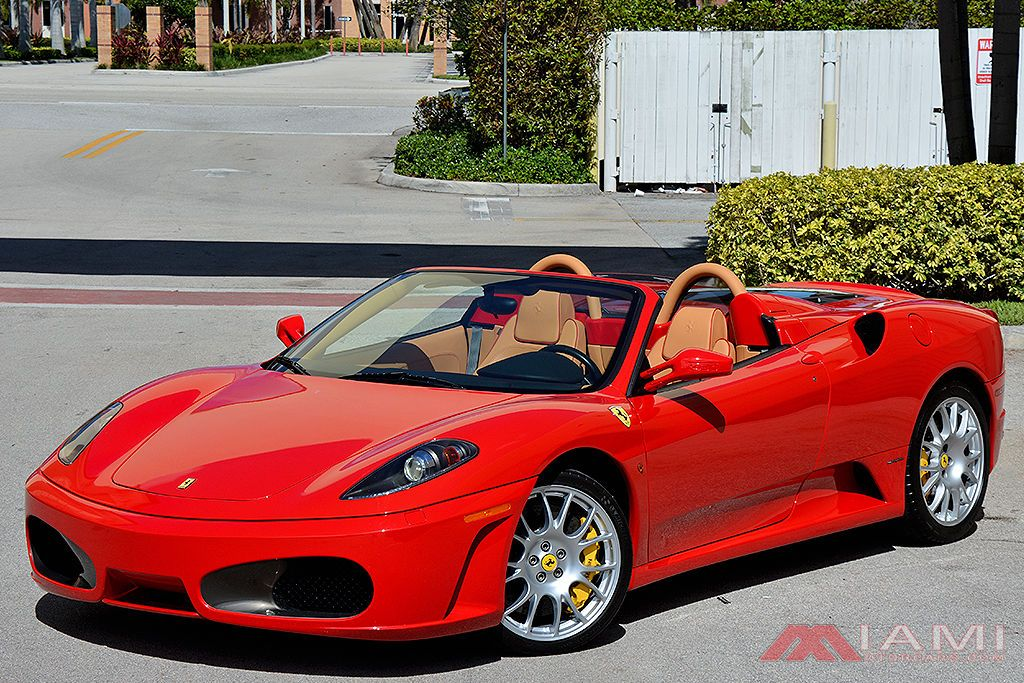 Car Brand Auctioned Ferrari 430 F1 Spider Best Color Awesome