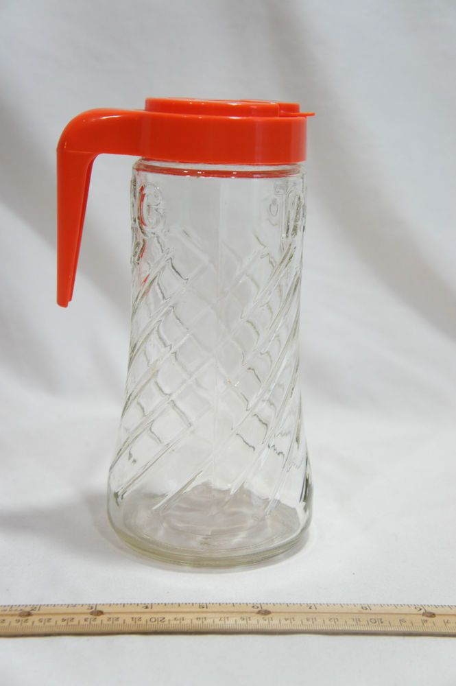 Tang Glass Pitcher