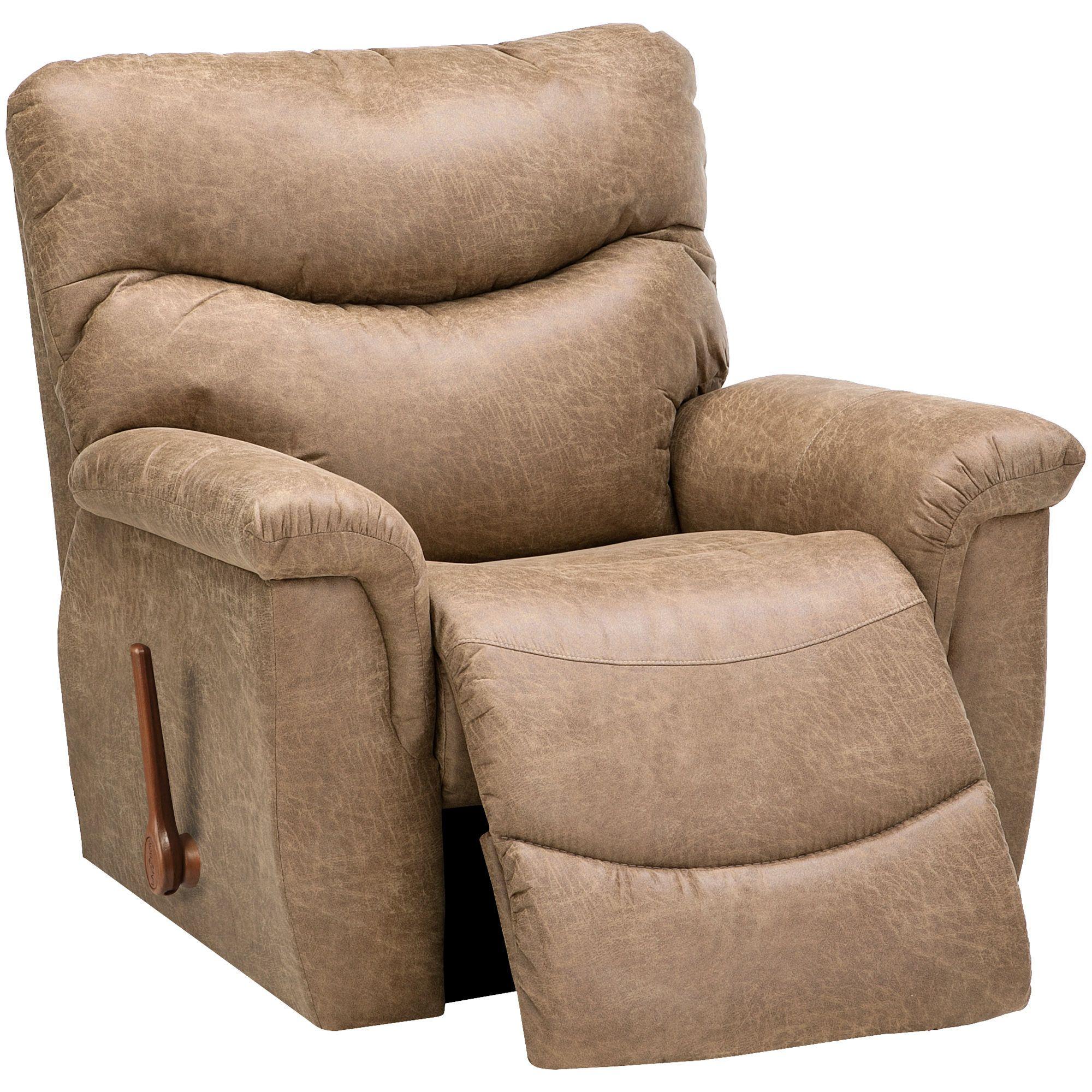 Slumberland Furniture La Z Boy James Steel Rocker Recliner