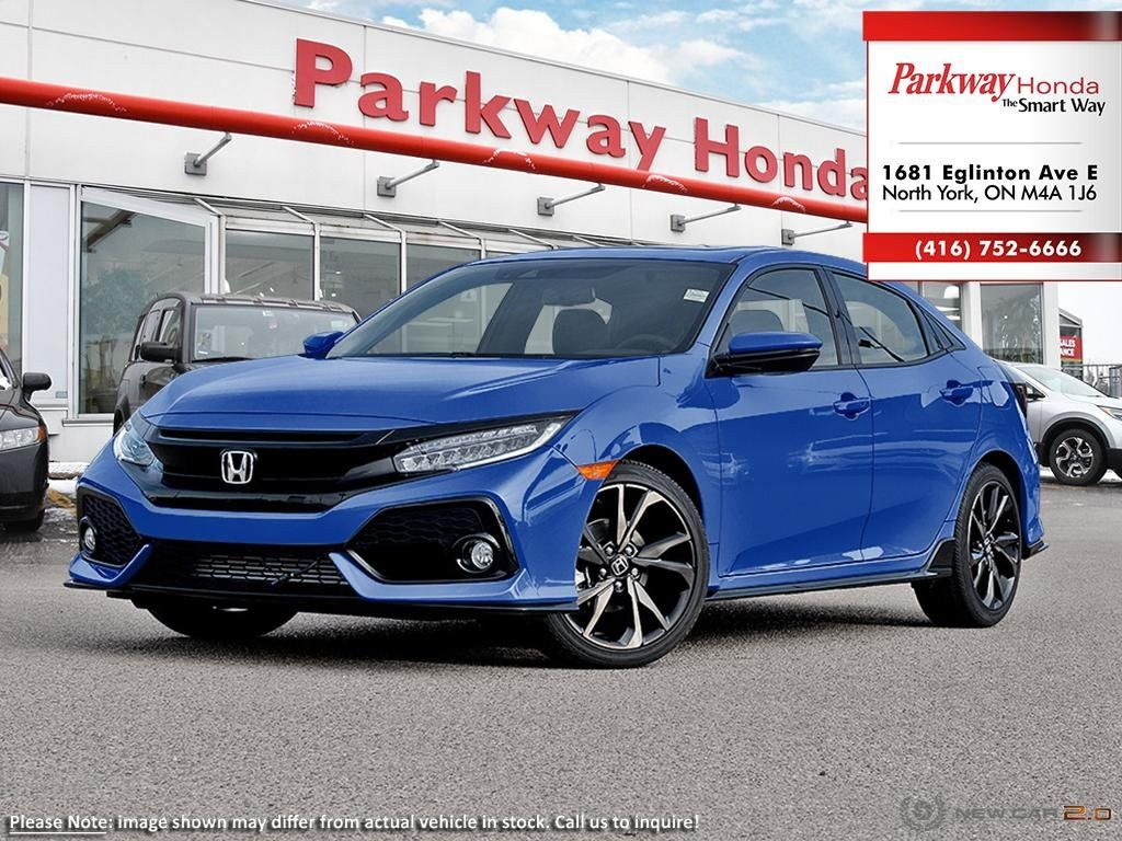 2017 Honda Civic Hatchback Sport Review Luxury New 2019