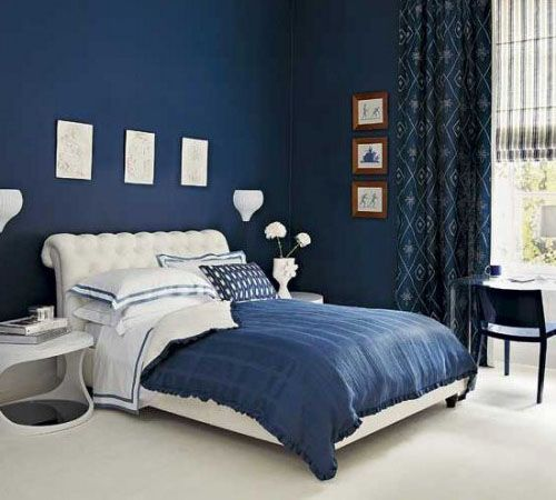 Hague blue | macream | Pinterest | Hague blue, Bedrooms and Bedroom ...