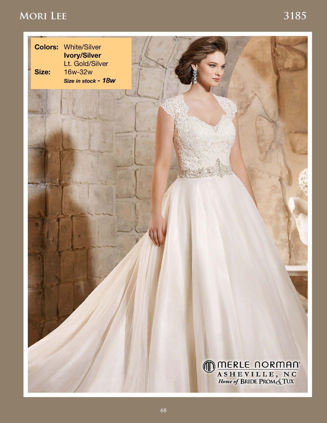 Gold white wedding dress  Mori Lee   MoriLee Bridal  Pinterest  Prom tux and Mori lee