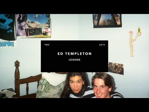 Ed Templeton TWS Legend | TransWorld SKATEboarding: Source:… #Skatevideos #legend #skateboarding #templeton #transworld