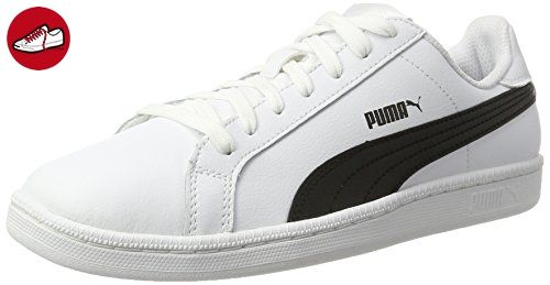 Elsu V2 SL, Baskets Basses Mixte Adulte, Noir (Black-White), 40.5 EUPuma