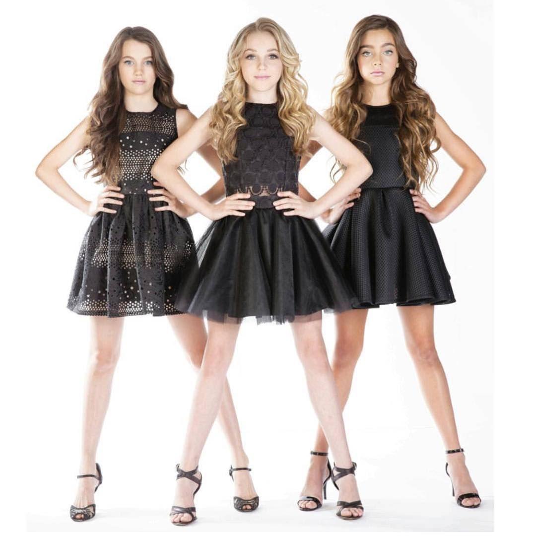 """Tween Girl Fashion Black: Brynn Rumfallo On Instagram: """"Little Black Dress """""""