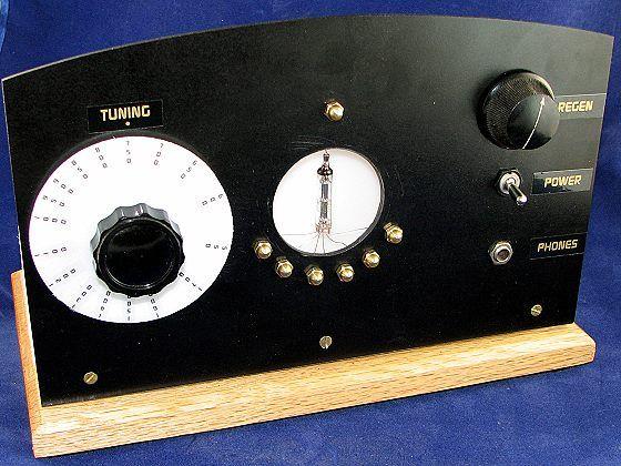 1J24B Loop Radio