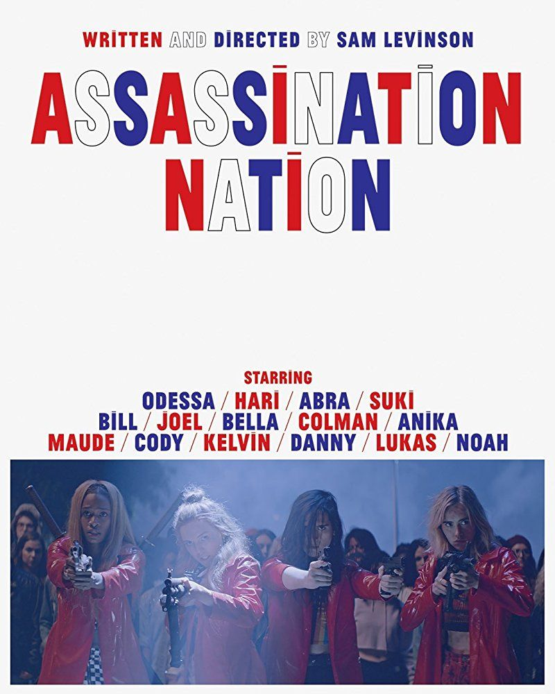 Assassination Nation (2018) - IMDb | MOVIES ❤ I have NOT seen ...
