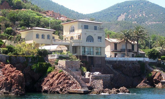 Villa Neptune, Theoule sur Mer, Cote d'Azur Villa