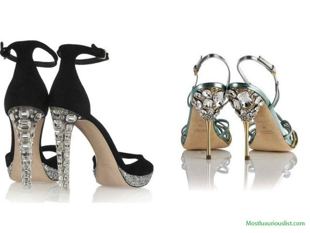 Most Expensive Shoes Brands In The World High Heals Most Expensive Shoes Miu Miu Shoes Shoes
