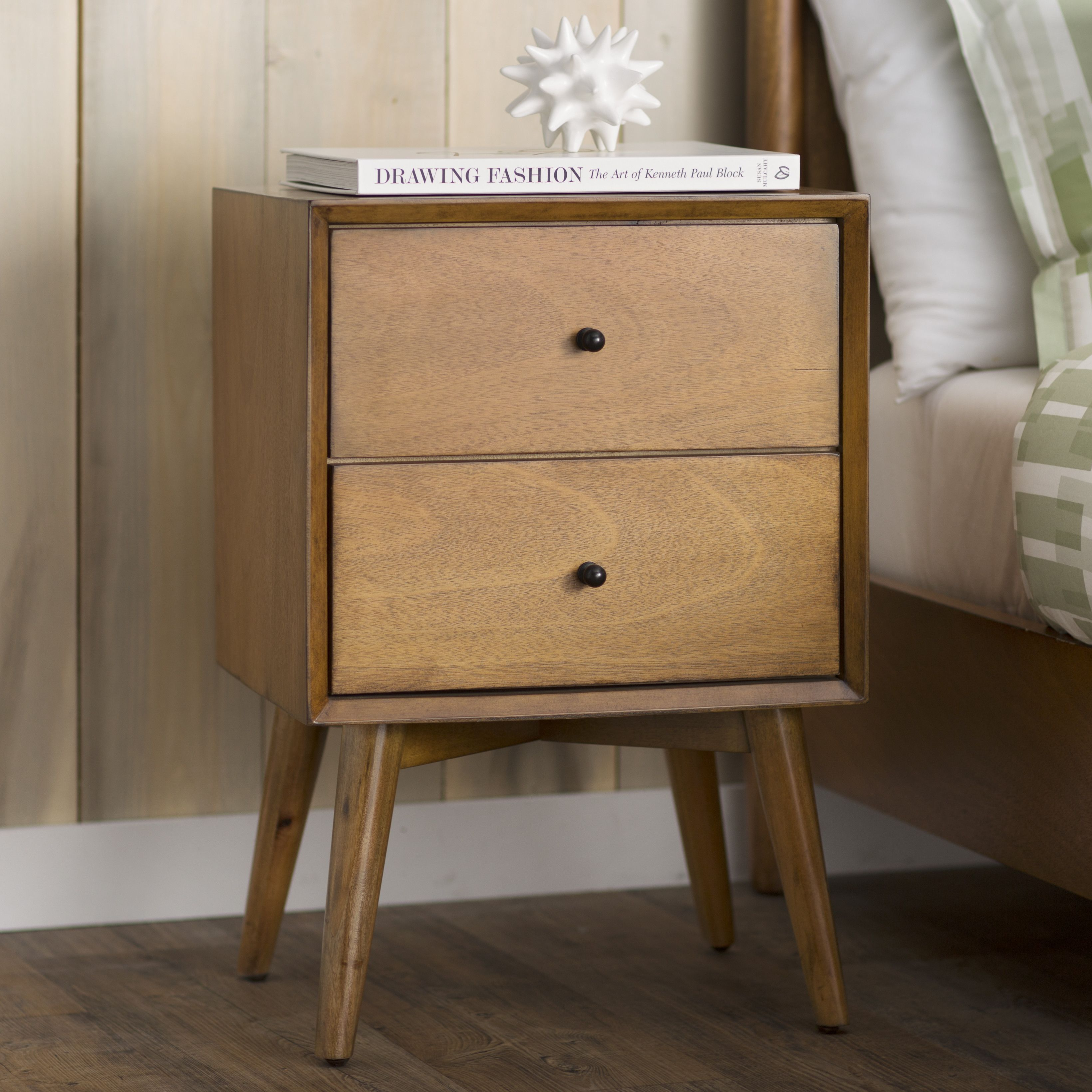 Bedroom Furniture You Ll Love: You'll Love The Parocela 2 Drawer Nightstand At Wayfair