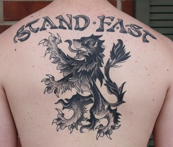 23 Scottish Tattoo Designs Ideas: Scottish Clan Tattoos - Google Search