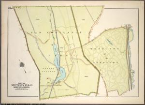 Van Cortlandt Park (1921) #thebronx #map | Bronx Parks [circa 1921 ...