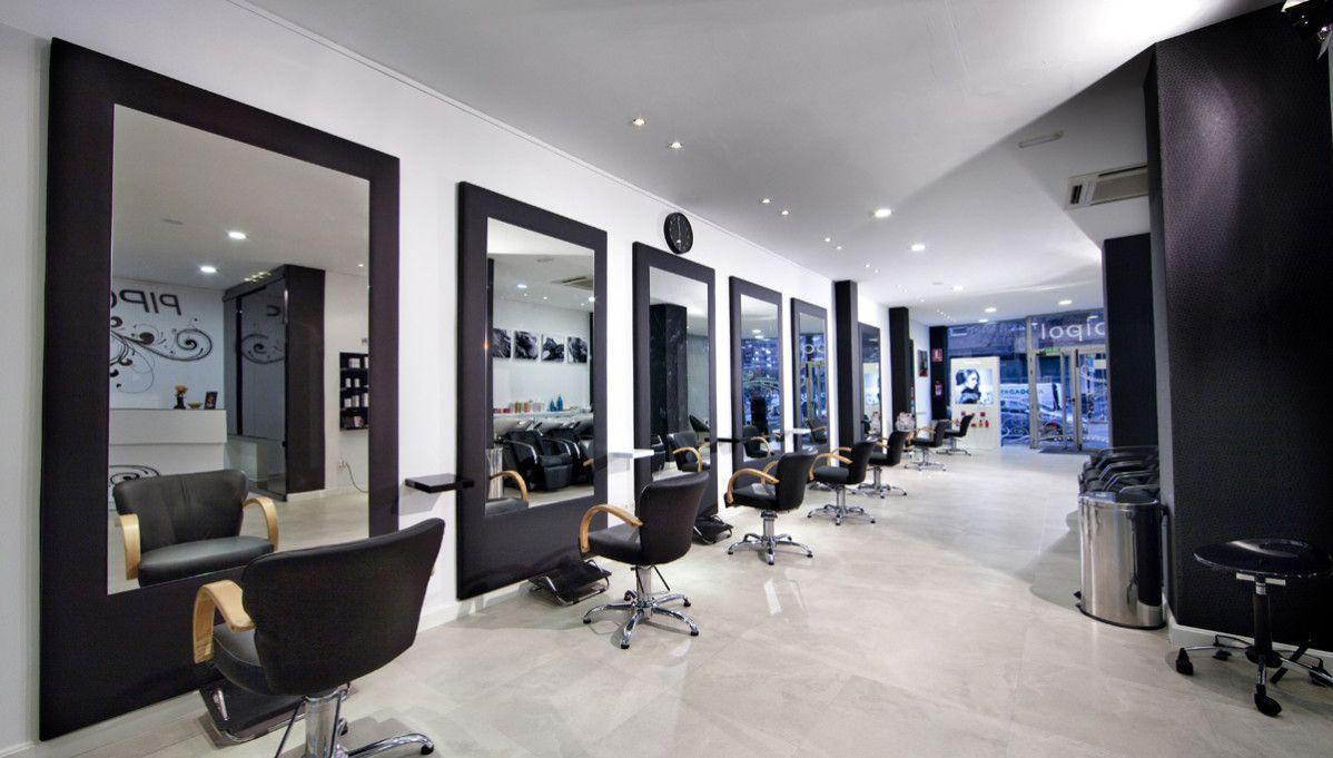 Resultado De Imagen De Peluquerias Salones De Belleza  # Muebles Peluqueria