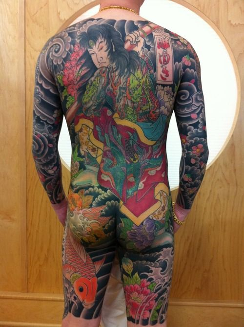 984075fb1 Japanese Tattoo Ideas 3 | Tattoo Designs, Books and Flash | Last Sparrow  Tattoo