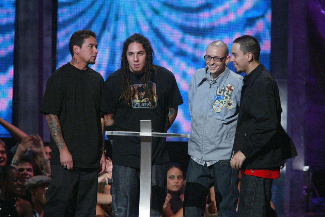 A photo of Linkin Park by John Shearer   MTV