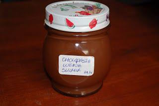 Lekker & Gezond : Chocoladepasta op basis van kokosmelk - suikerarm