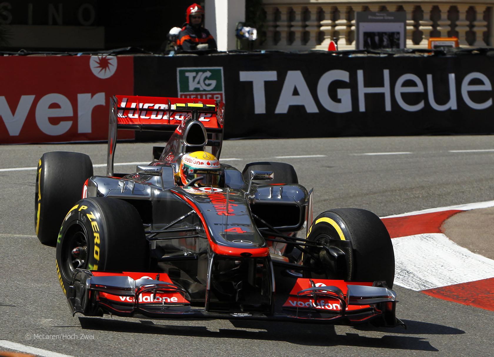 Lewis Hamilton / McLaren, Monaco | Formula 1 2012 | Pinterest ...