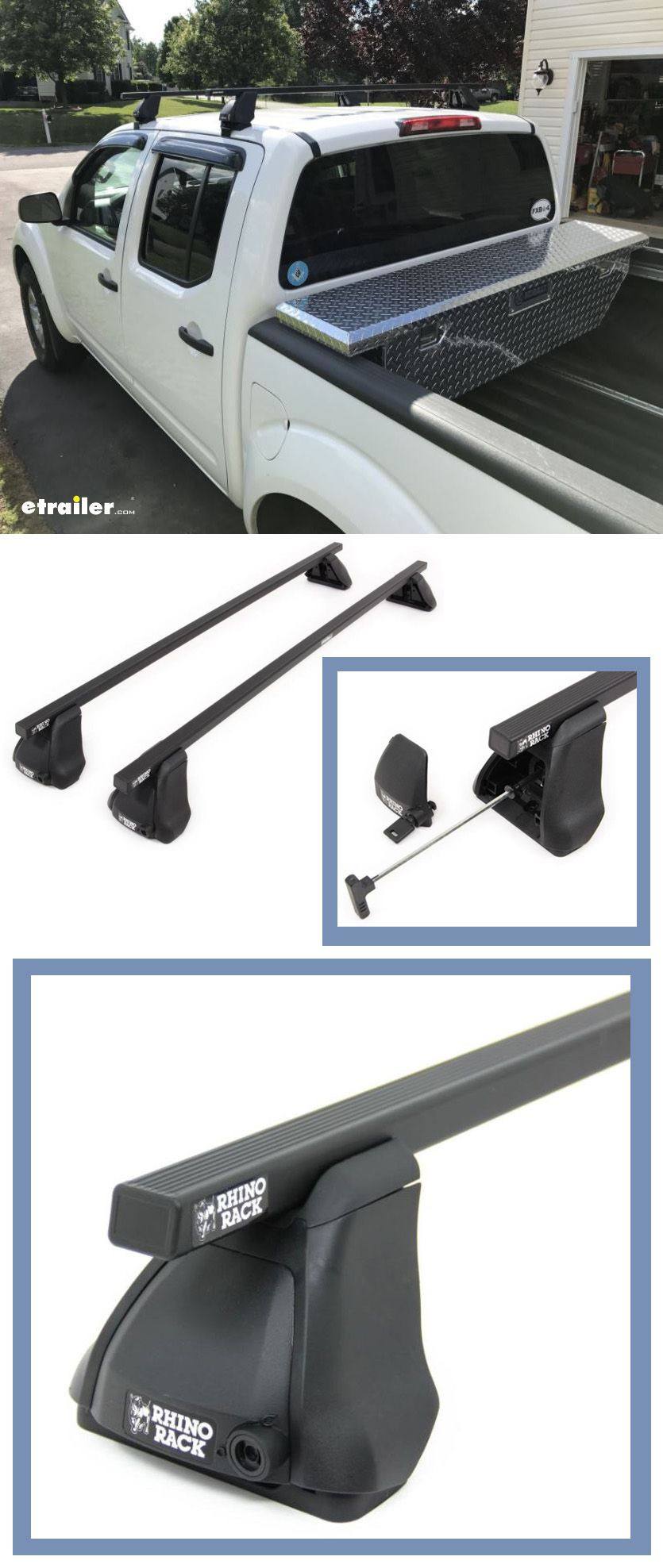 Euro Style Roof Rack Lets You Mount Accessories On Your Truck With A