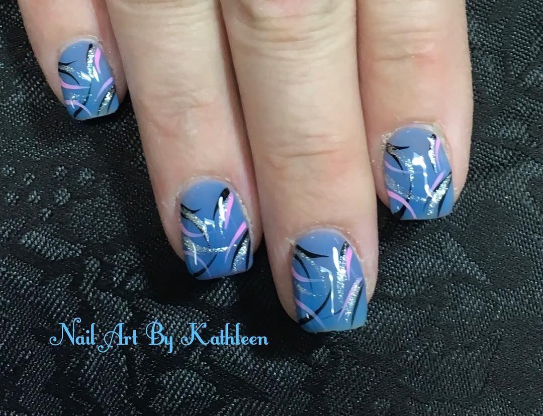 26 Likes, 1 Comments - Nail Art By Kathleen (@nailartbykathleen) on ...