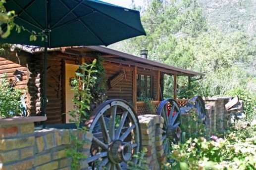 Canyon wren cabins in sedona arizona pictured is the for Cabin in sedona az