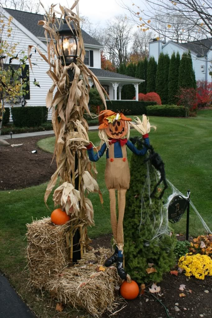 Fall Harvest Halloween