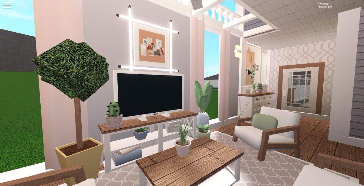 Cozy Living Room Ideas Bloxburg - WOWHOMY