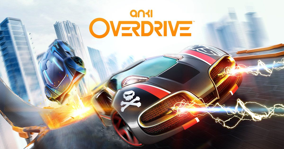 Anki OVERDRIVE Official Site Battle and Race Robotic