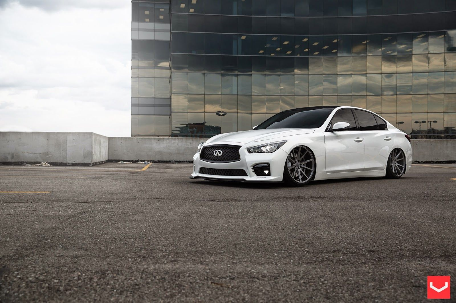Infiniti q50 on vfs1 by vossen wheels infiniti pinterest vossen wheels infiniti q50 and q50