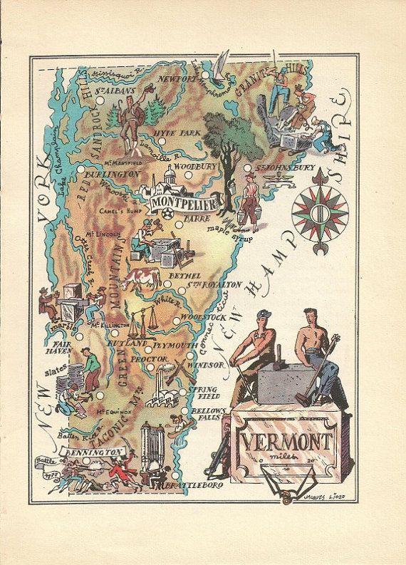 Pin On Vintage Maps Antique Maps Vintage Atlases