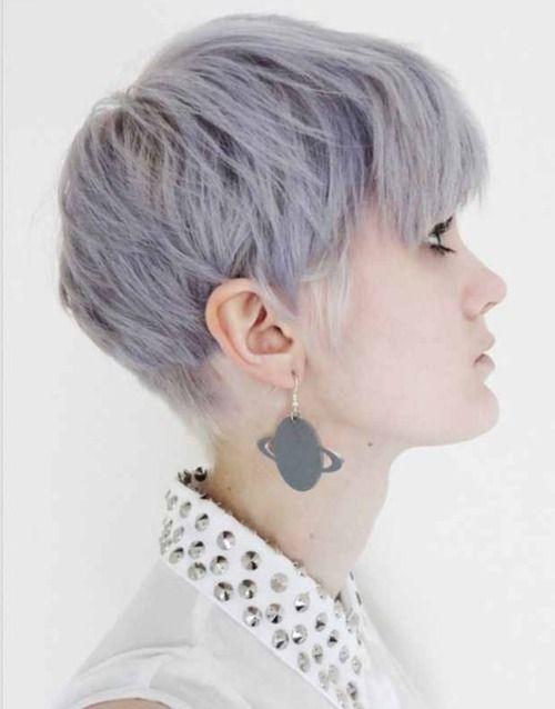#short #pastel #hair | Hair