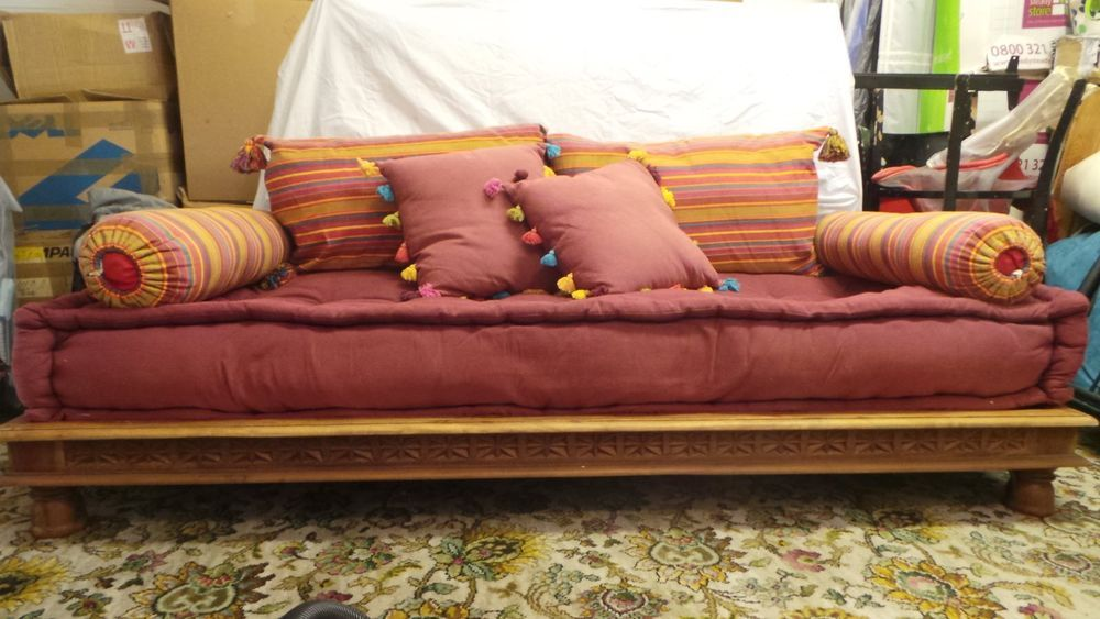 Moroccan Style Sofa/Day Bed