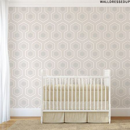 Cole Son Hicks Wallpaper Baby Room