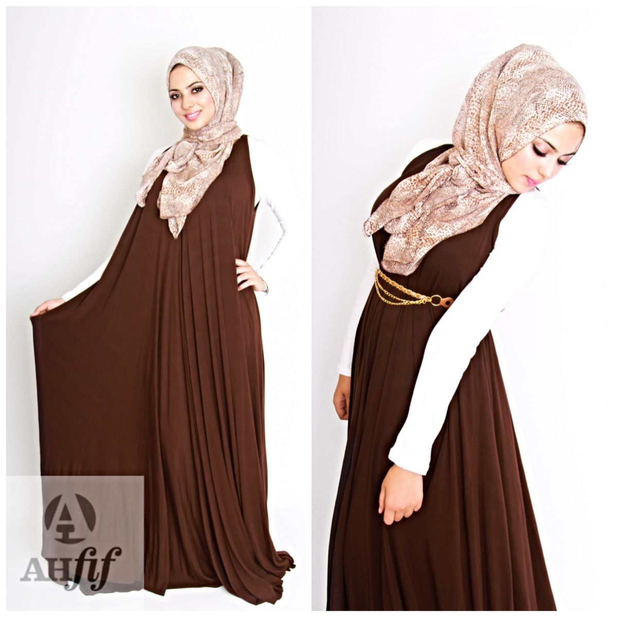 Long maxi hijab style i love this model she is the best everrrr