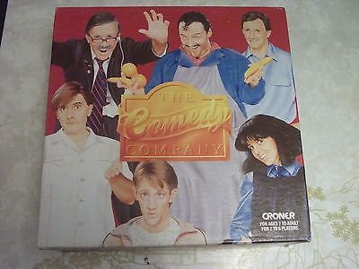 Comedy #company #boardgame 1988 complete kylie mole con the fruiterer #uncle arth,  View more on the LINK: 	http://www.zeppy.io/product/gb/2/251512033399/