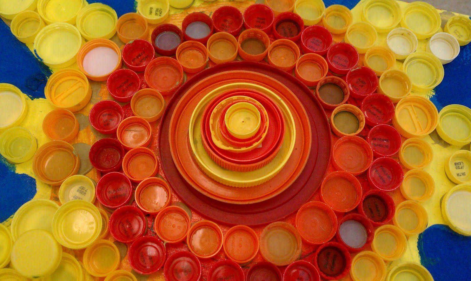 Bottle cap mural bottle cap mural ideas pinterest for Bottle cap mural tutorial