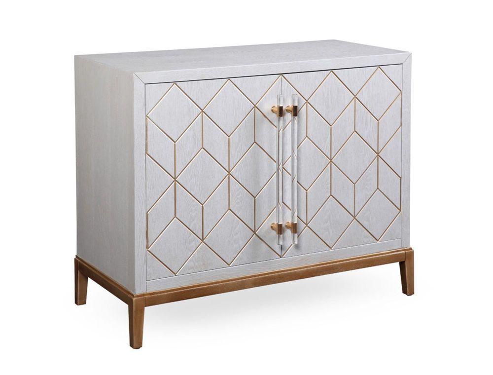 Perrine Hospitality Cabinet Bassett Mirror Company A2430