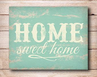 home sweet home designs. Home Sweet Wall decorcanvas by OnlyPrintableArts decor canvas Sign  rustic wall