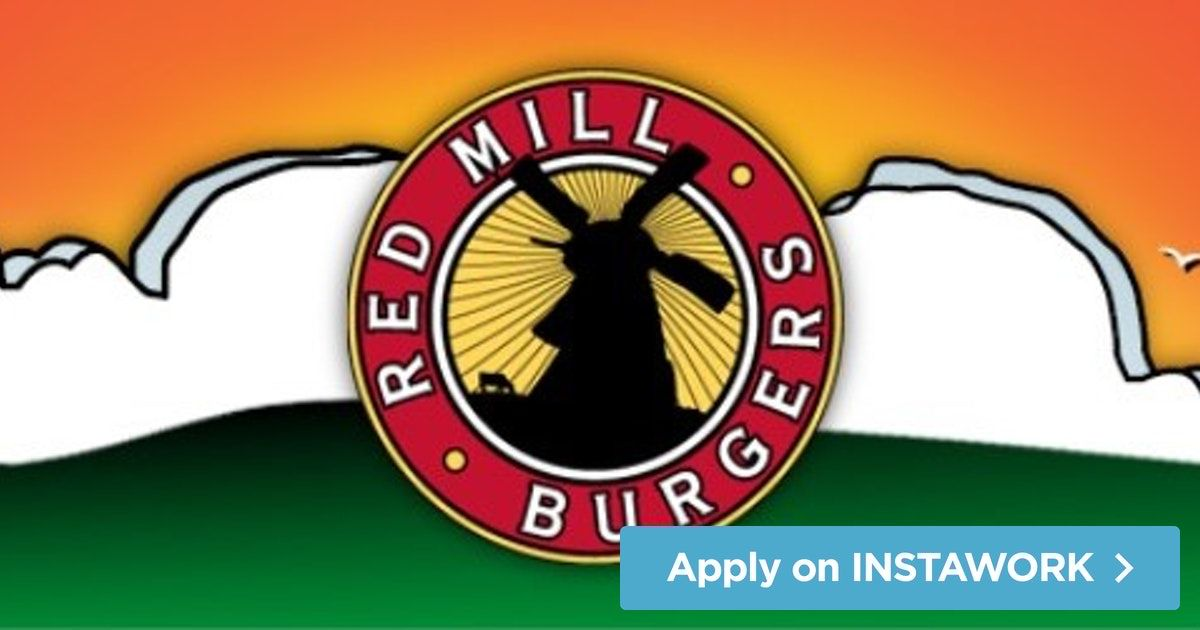 Red Mill Burgers Red Mill Burgers Is Hiring Shift Supervisors Apply Today Https Www Instawork Com Job Red Mill Burgers Red Mill Visit Seattle Man Vs Food