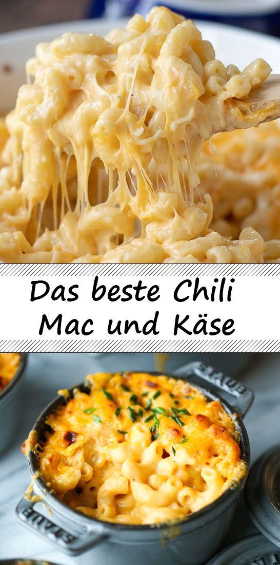 Das beste Chili Mac und Käse