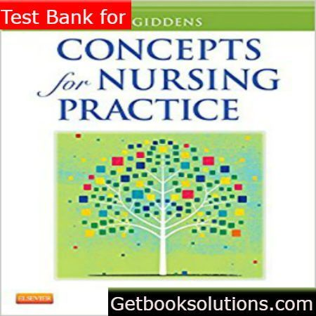 Test bank for concepts for nursing practice 1th edition by giddens test bank for concepts for nursing practice 1th edition by giddens fandeluxe Image collections
