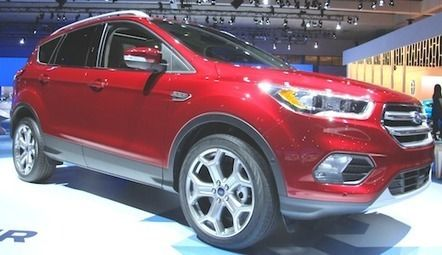 2019 Ford Escape Hybrid 2017 Ford Escape Ford 2019 Ford