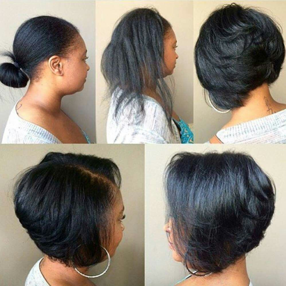 how to go back natural from relaxed hair