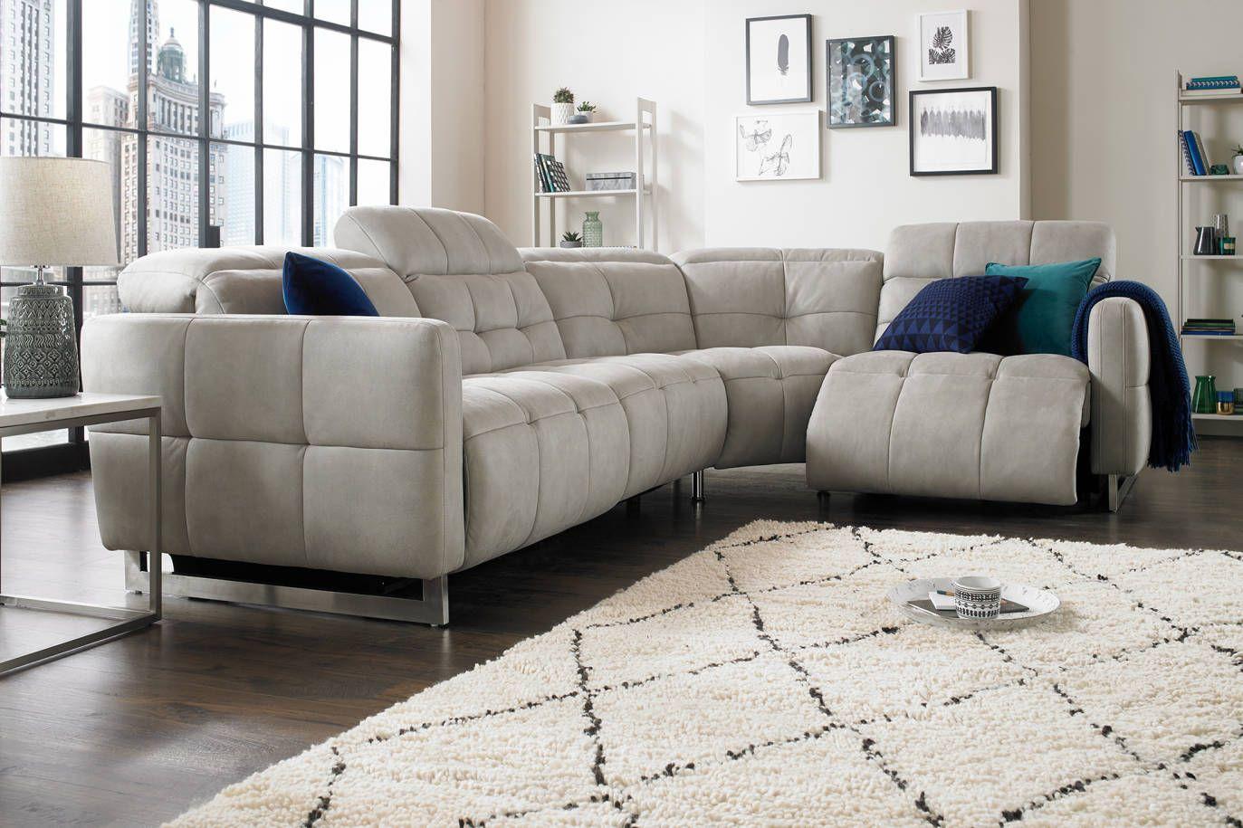 Marmont Sofology Classy Living Room Sofa Fabric Sofa
