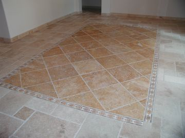 Tile Design Tips KB Flooring of Albuquerque | floor | Pinterest ...