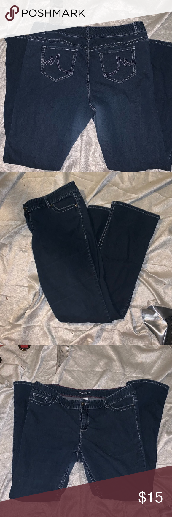 37c2063fa4f27 Maurices Jeans size 20 Maurices jeans