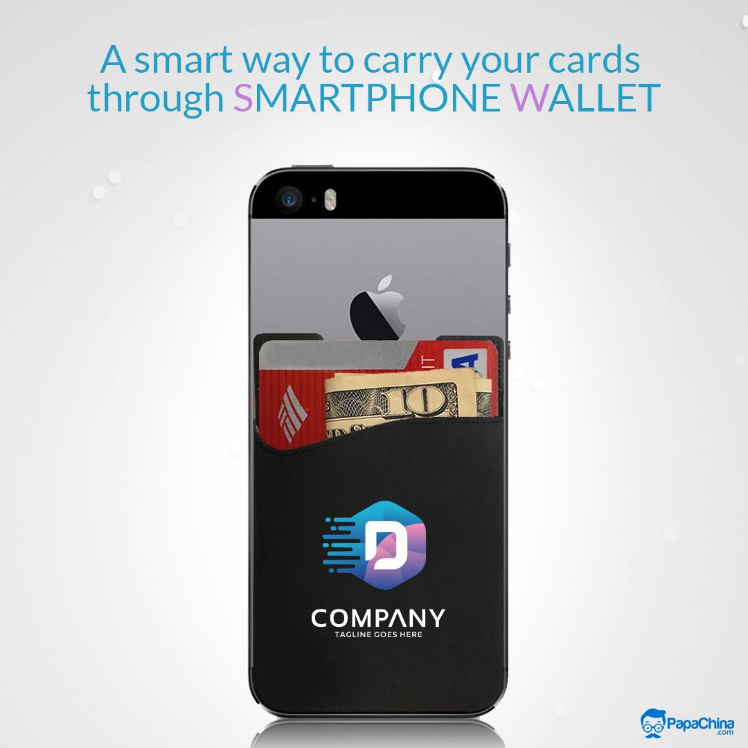 A Smart Way To Carry Your Cards Through Smartphone Wallet