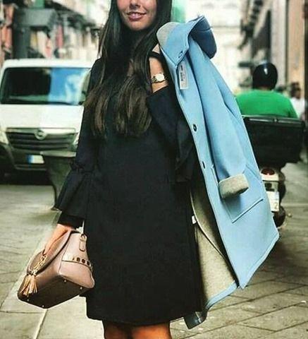info for 89924 91c36 Cappotti in neoprene abbigliamento moda Donna Più Firenze ...